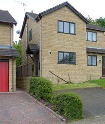 Thumbnail 2 bedroom semi-detached house to rent in Daffil Grange Way, Morley, Leeds
