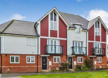 3 bed town house for sale in Rose Walk, Sittingbourne ME10