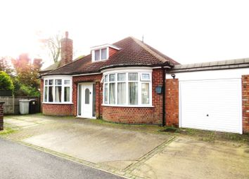 Thumbnail 3 bed detached bungalow for sale in Lettwell Crescent, Skegness
