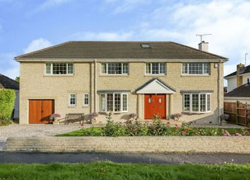 Thumbnail 4 bed detached house for sale in Chestnut Springs, Lydiard Millicent, Swindon