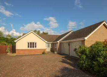 Thumbnail 3 bedroom detached bungalow for sale in Cordwainer Close, Kedington, Haverhill