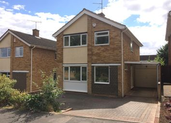 Thumbnail 4 bed detached house for sale in Williton Close, Abington, Northampton