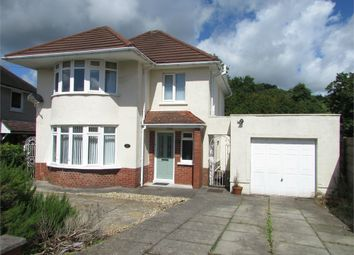 Thumbnail 3 bed detached house for sale in Cimla Crescent, Cimla, Neath, West Glamorgan