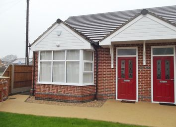 Thumbnail 2 bed bungalow to rent in Main Road, Underwood