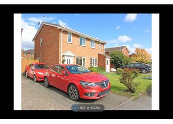 Thumbnail 2 bed semi-detached house to rent in Canterbury Drive, Perton, Wolverhampton