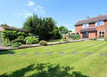 Thumbnail 3 bed detached house for sale in Chapel Street, Measham, Swadlincote