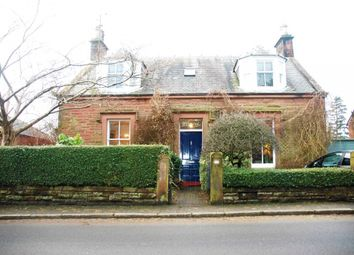 Thumbnail 4 bed detached house for sale in 12 New Abbey Road, Dumfries