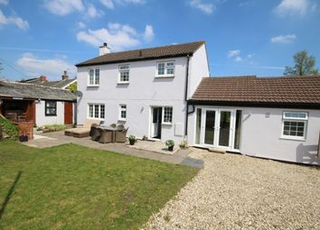Thumbnail 4 bed detached house for sale in Station Road, St. Mabyn, Bodmin