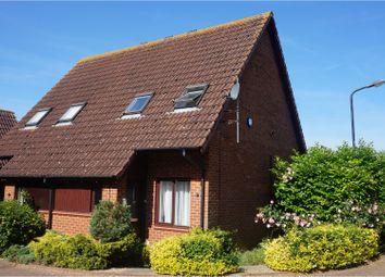 Thumbnail 2 bedroom semi-detached house to rent in Thrupp Close, Milton Keynes