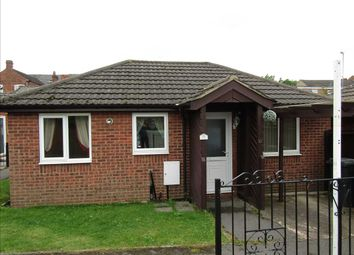 Thumbnail 2 bed detached bungalow to rent in Wroughton Court, Eastwood, Nottingham