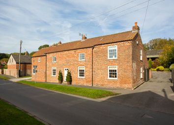 Thumbnail 5 bed detached house for sale in Main Street, Tibthorpe, Driffield, East Yorkshire