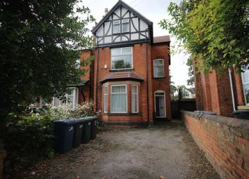 Thumbnail 6 bed semi-detached house to rent in Melton Road, West Bridgford, Nottingham