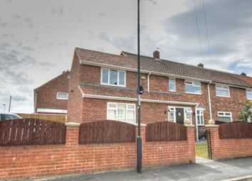 Thumbnail 3 bed end terrace house for sale in Whitbeck Road, Slatyford, Newcastle Upon Tyne