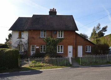 Thumbnail 2 bed cottage to rent in Mount End, Theydon Mount, Epping