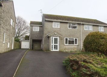 Thumbnail 4 bed semi-detached house for sale in Little Marston Road, Marston Magna, Yeovil