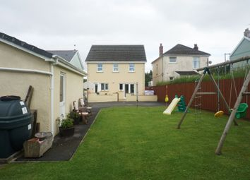 Thumbnail 4 bed detached house for sale in Llannon Road, Pontyberem