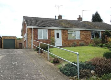 Thumbnail 2 bed semi-detached bungalow for sale in Beech Road, Downham Market