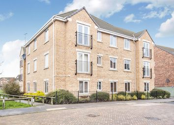 Thumbnail 2 bed flat for sale in Apartment 12, Feld House, Moat Way, Brayton, Selby