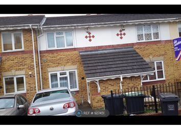 Thumbnail 2 bed terraced house to rent in Goudhurst Road, Bromley