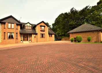 Thumbnail 5 bed detached house for sale in Braid Avenue, Motherwell