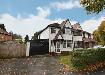 Stanway Road, Shirley, Solihull B90. 3 bed semi-detached house for sale