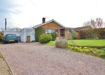 Thumbnail 3 bed detached bungalow for sale in Burnt House Road, Cantley, Norwich