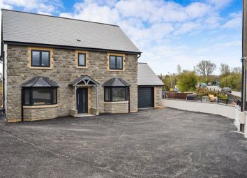 Thumbnail 4 bed detached house for sale in Efail Shingrig, Trelewis, Treharris