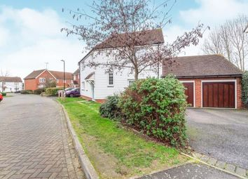 Thumbnail 4 bed detached house for sale in Marjoram Drive, Sittingbourne, Kent