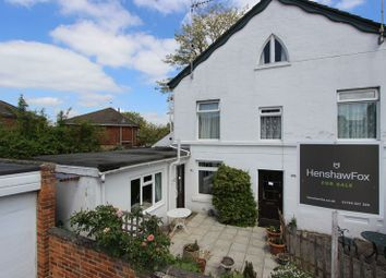 Thumbnail 1 bed semi-detached house for sale in Middlebridge Street, Romsey