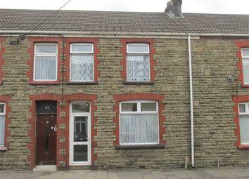 Thumbnail 3 bed terraced house to rent in Hermon Road, Caerau, Maesteg, Mid Glamorgan