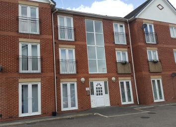 Thumbnail 2 bedroom flat to rent in Christleton Close, Prenton