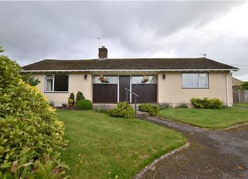Thumbnail 4 bed detached bungalow for sale in Cressy Cottage Stockwell Lane, Woodmancote, Cheltenham, Gloucestershire