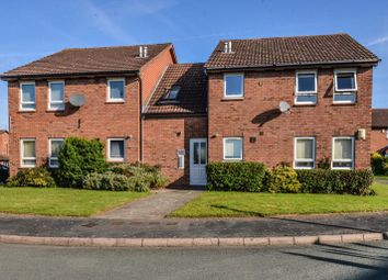 Thumbnail 1 bed flat to rent in Bluebell Close, Huntington, Chester