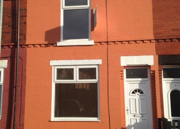 Thumbnail Terraced house to rent in Siddall Street, Manchester, Greater Manchester