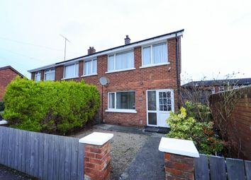 Thumbnail 3 bed terraced house for sale in Hills Avenue, Sydenham, Belfast