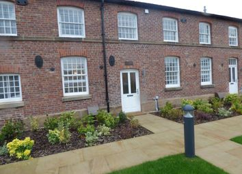 Thumbnail 2 bed terraced house to rent in The Coach Hse, Alderley Park