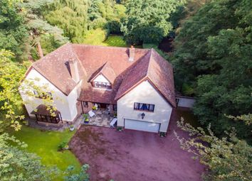 Thumbnail 4 bed detached house for sale in Manor Road, High Beech, Loughton
