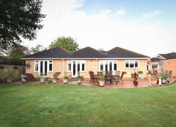 Thumbnail 4 bed detached bungalow for sale in Thorney Road, Streetly, Sutton Coldfield