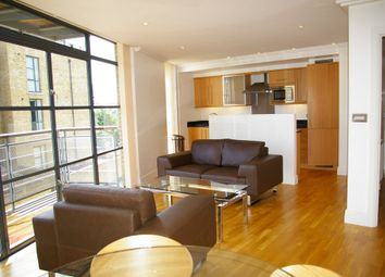Thumbnail 1 bed flat to rent in Point Wharf Lane, Ferry Quays, Riverside
