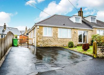 Thumbnail 4 bed semi-detached bungalow for sale in Gramfield Road, Crosland Moor, Huddersfield