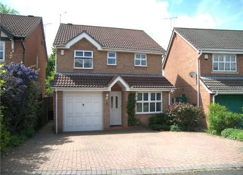 Thumbnail 3 bed detached house for sale in Barley Croft, Belper