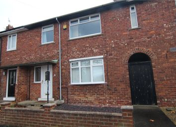 Thumbnail 3 bed terraced house for sale in Bradford Crescent, Durham, Durham