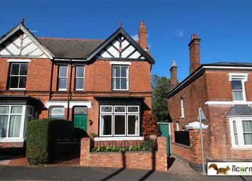 Thumbnail 4 bed semi-detached house for sale in Belvidere Road, Walsall