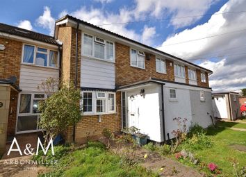 Thumbnail 3 bed terraced house for sale in Poplar Way, Ilford