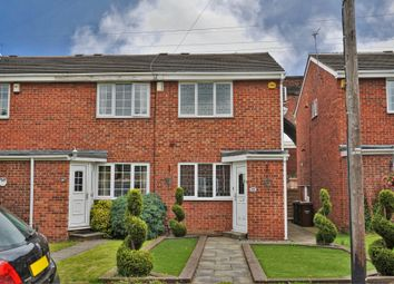 Thumbnail 2 bed terraced house for sale in Foljambe Street, Wakefield