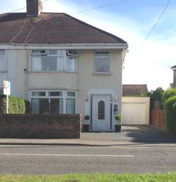 Thumbnail 4 bed semi-detached house to rent in Newton Nottage Road, Porthcawl