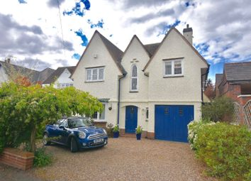 Thumbnail 4 bed detached house for sale in Shanklin Drive, South Knighton, Leicester