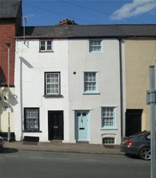 Thumbnail 3 bed terraced house for sale in New Street, Ross-On-Wye, Herefordshire