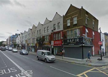 Thumbnail 3 bed flat to rent in Green Lanes, Harringay, London