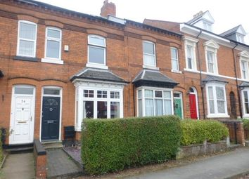 Thumbnail 4 bedroom terraced house to rent in Emerson Road, Harborne, Birmingham
